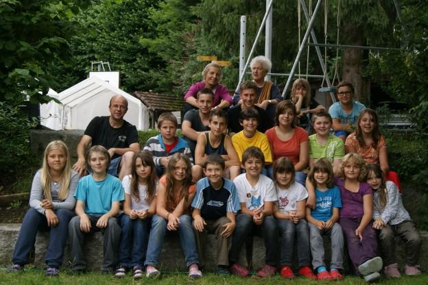 Klassenfoto 2012